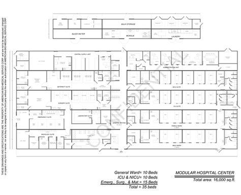 design guidelines for hospitals and day procedure centres modular hospitals mobile medical facilites pre