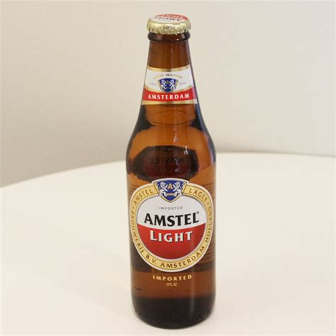 Amstel Light Content amstel light the best tasting with the fewest