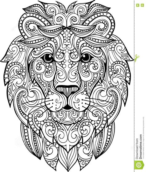 colour doodle drawing board doodle ornate illustration stock vector
