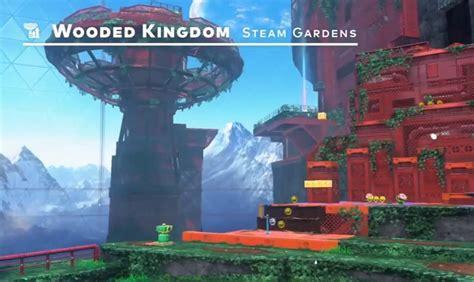 super mario odyssey kingdom 0744019311 wooded kingdom mario odyssey vgculturehq
