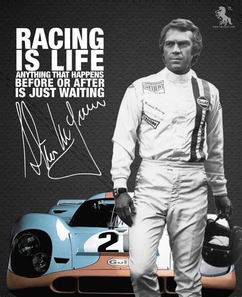 Kaos Top Racing Everything Is Racing 777 best images about steve mcqueen on yul brynner sam page and dunaway