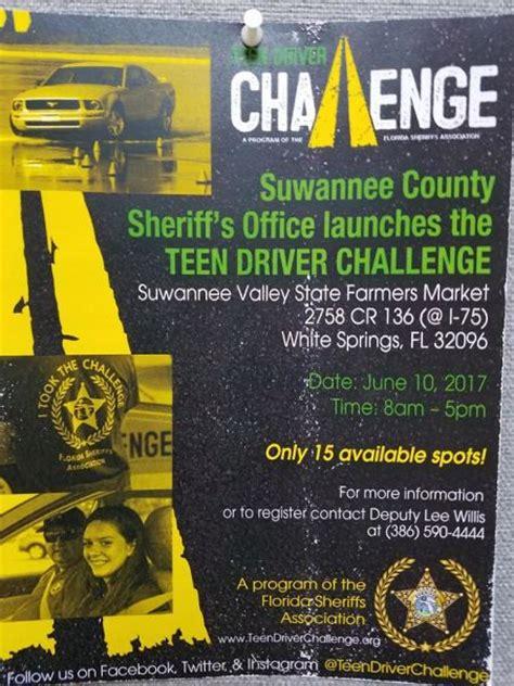 driver challenge info district news suwannee