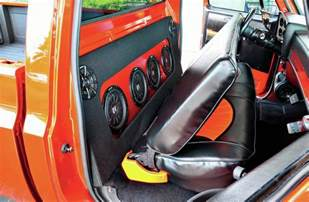 1984 chevrolet c10 a 14 year creates his own truck
