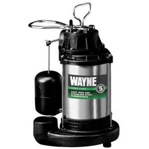 wayne 1 hp sump cdu1000 the home depot