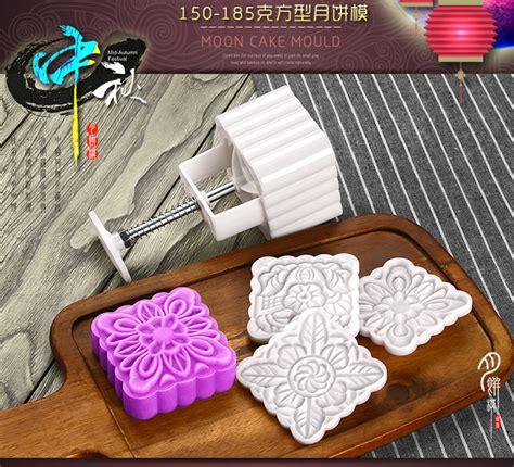 Cetakan Silikon Motif Bulan Sabit buy grosir kue bulan from china kue bulan penjual