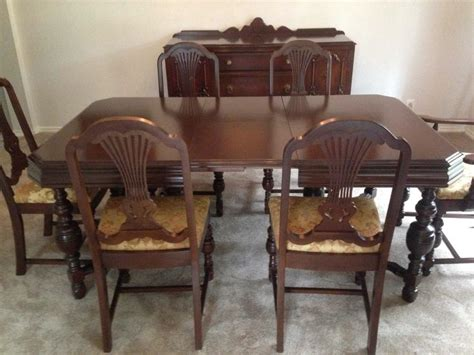 refinished dining table and chairs furniture refinishing