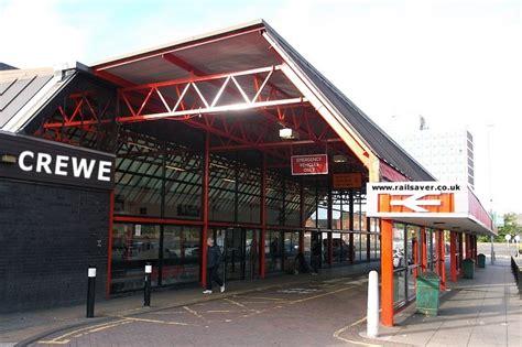 Crewe Garages by Crewe Trains Best Fare Finder