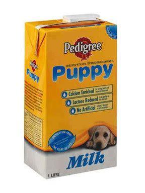 milk of the puppy pedigree puppy milk at trixan pet australia