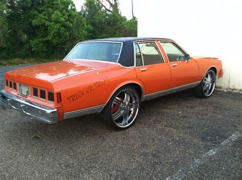 my 1983 caprice classic devonta55 1983 chevrolet caprice classic specs photos modification info at cardomain