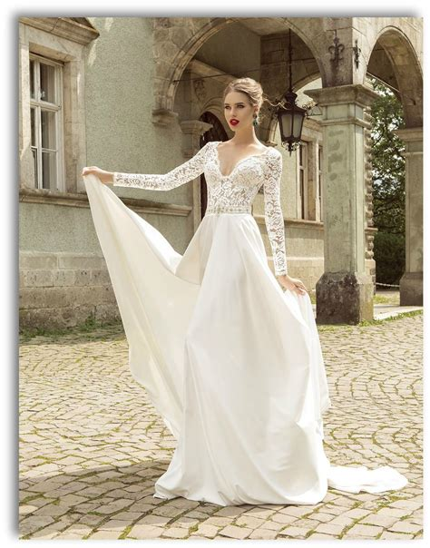 Sleve Wedding Dresses by 10 Tendenze Abiti Da Sposa 2016 Foto Trendy