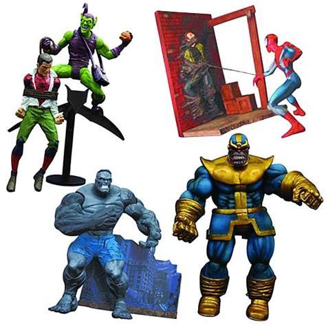 Marvel All Figure marvel select best of figure wave 1 select marvel figures at