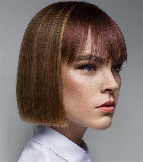 corte de pelo recto la moda en tu cabello cortes de pelo y peinados con