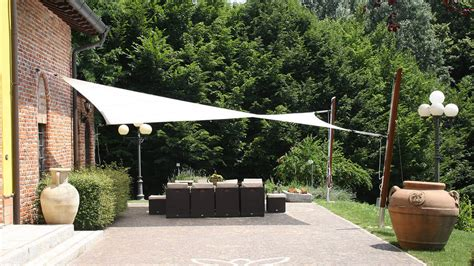 vela tenda sole tende da sole a triangolo con tenda a vela impermeabile