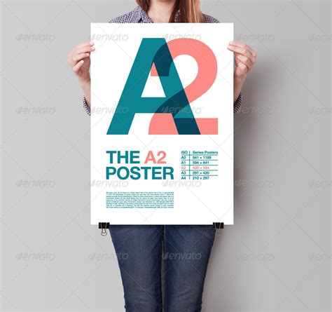 poster template a2 poster mockup 12 different images by grafas graphicriver