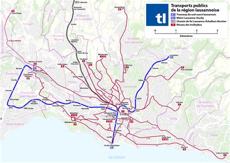 lausanne map lausanne metro wikiwand