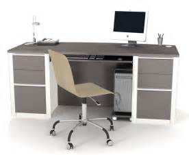 simple home office computer desks best quality home and - Simple Office Desk