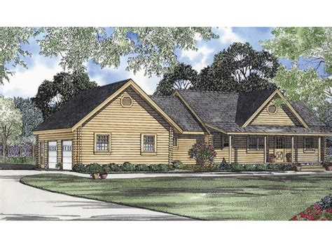rustic house plans log hollow rustic ranch home plan 073d 0003 house plans and more