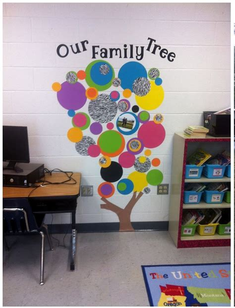 How To Decorate Nursery Classroom Best 25 Classroom Family Tree Ideas On Pinterest