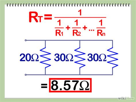 calculate resistor parallel circuit 3 easy ways to calculate total resistance in circuits