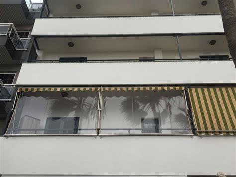 Wetterschutzrollo Selber Bauen by Balkon Wetterschutz Durchsichtig Auf Ihr Wunschma 223 Gefertigt