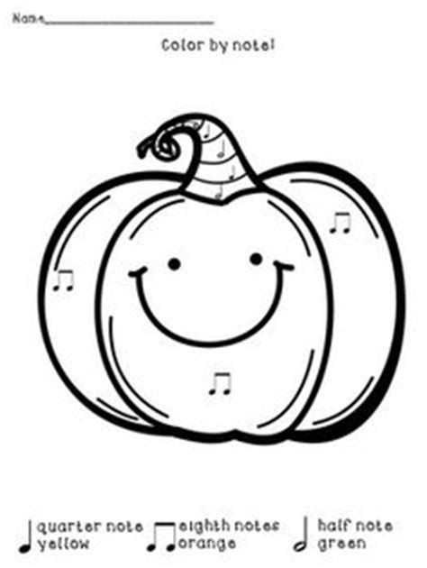 halloween coloring pages music elementary music worksheets on pinterest worksheets