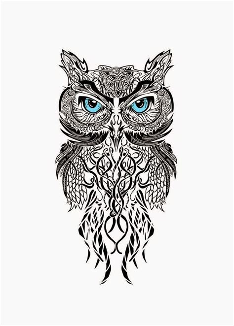 tattoo designs images photos collection of 25 owl designs