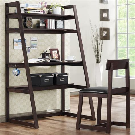 ladder desk with shelves ladder desk with shelves how to decorate ladder shelves