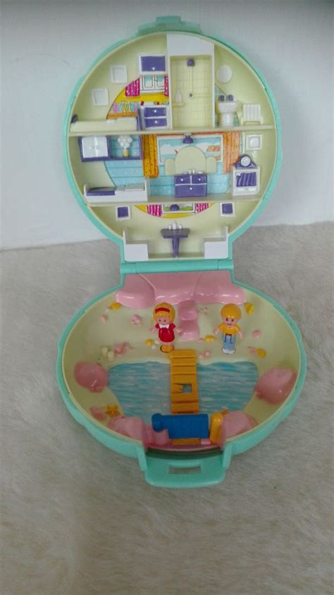 polly pocket house vintage bluebird polly pocket pollys house compact