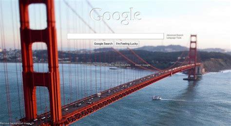 cambiare lo sfondo  google  background image
