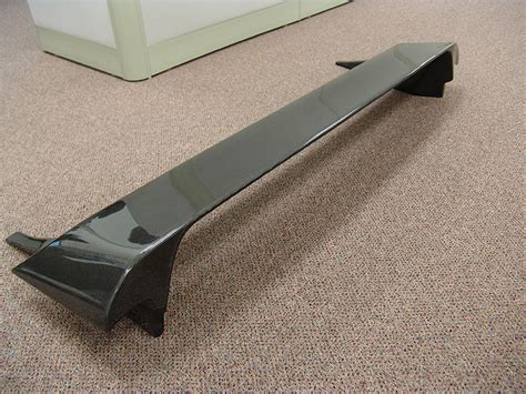 Wing Fiber Security Wing Security Wing Satpam fs brand new carbon fiber mugen lip and wing