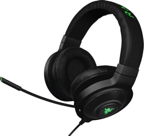 Headset Razer Kraken razer kraken 7 1 usb gaming headset global pc