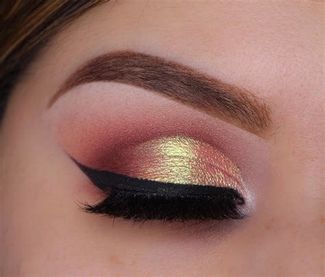 eyeshadow tutorial pictures cranberry spritzer photo tutorial makeup geek