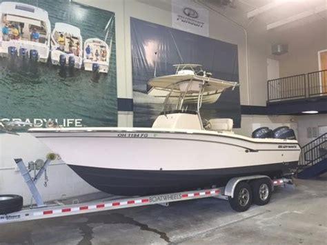 boats for sale huron ohio grady white boats for sale in huron ohio