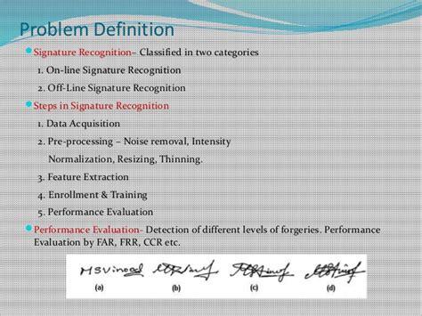 dissert meaning signature recognition using clustering techniques dissertati