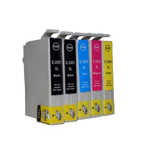 Tinta Epson Xp 410 5x T2001 Cartucho De Tinta Para Epson Xp 100 Xp 200 Xp 300