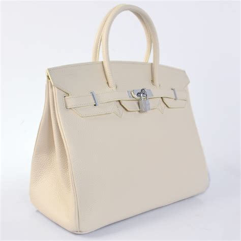 Tas Hermess Birkin Clemence 30cm Best Seller concessions hermes birkin 35cm clemence leather in beige with silver hardware coupon best seller