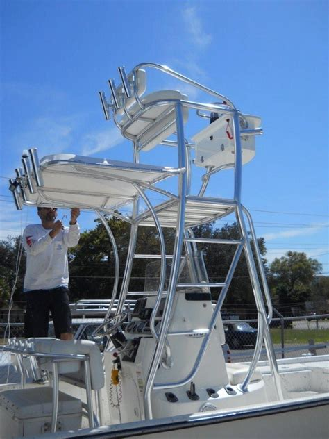 boat cobia tower blue coral sport fishing towers cobia towers pensacola