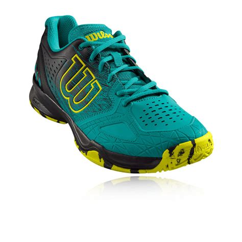wilson sports shoes wilson kaos comp all court shoe ss18 10