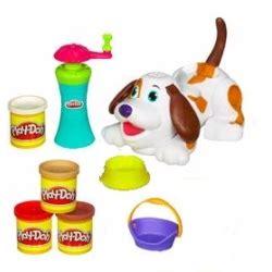 play doh puppies hasbro play doh piesek puppies ciastolina kreatywne masy plastyczne