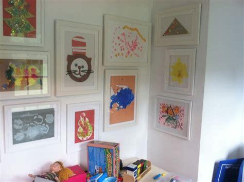 displaying kids artwork how to display kids artwork how to display children s art