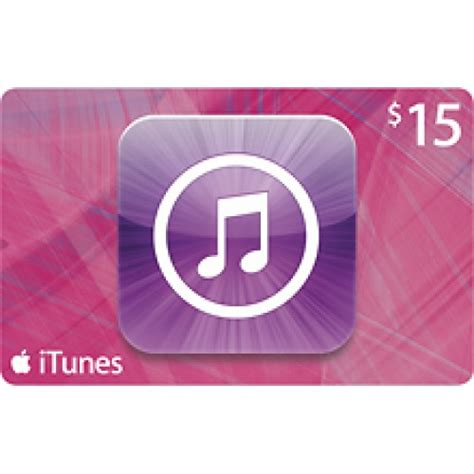 Itunes 15 Gift Card - 15 itunes gift card apple tv usa ipad iphone app code emailed 15