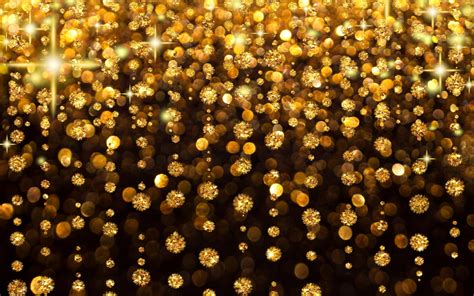 Gold yellow textured speckled desktop background wallpaper for use
