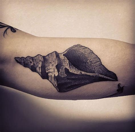 subtle tattoos for men 45 beautiful seashell tattoos designs for and