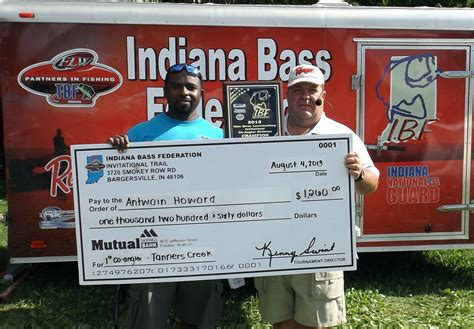 american boat yacht jeffersonville invitational trail at tanner s creek 187 indiana bass federation