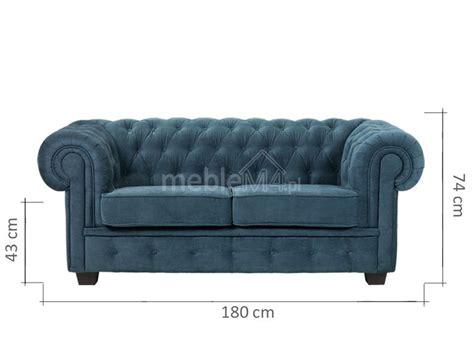 sofa rozkładana chesterfield manchester