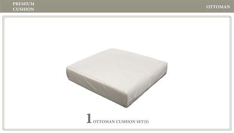 6 inch cushion for ottoman