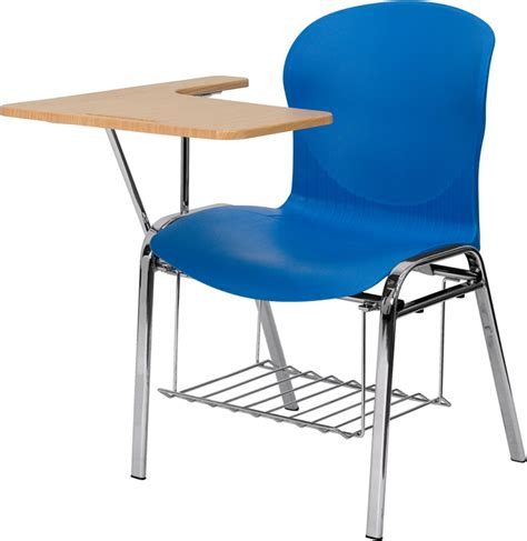 Tablet Arm Chairs Are Portable And Classroom Desks Desk And Chair