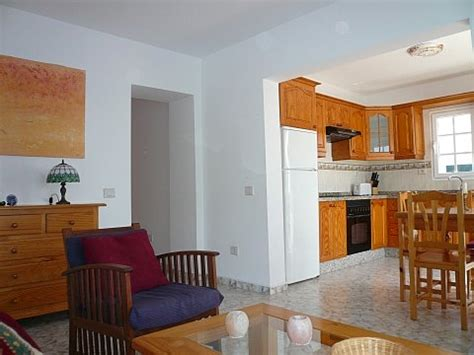 Apartment Küche by Ferienwohnung Lanzarote Apartments Mar Y Sol
