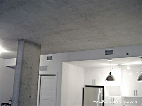 concrete ceiling concrete decorative painting faux finish on ceiling