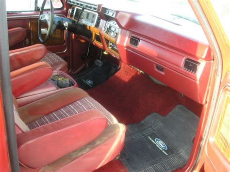 how make cars 1984 ford f150 interior lighting 1984 ford f150 xlt super cab 2wd shortbed classic ford f 150 1984 for sale